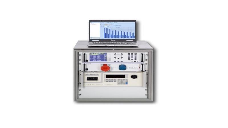 CE谐波闪烁分析仪LMG Test Suite