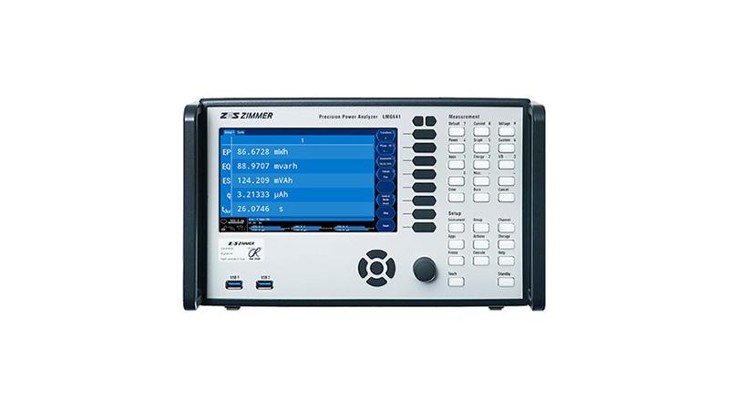 功率分析仪LMG641