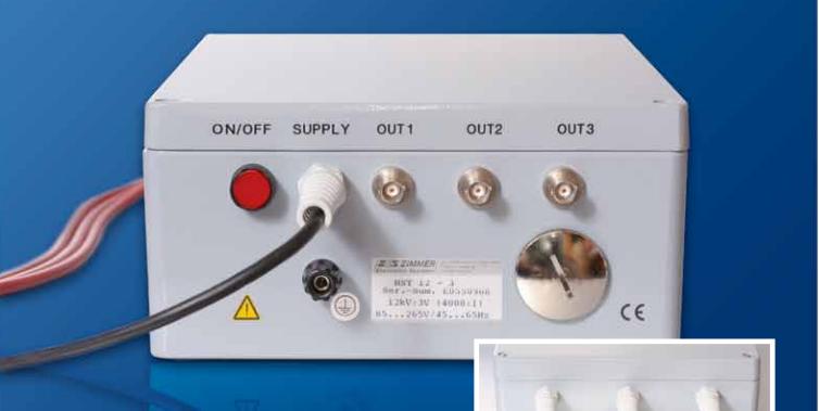 高压分压器HST3/6/12-3